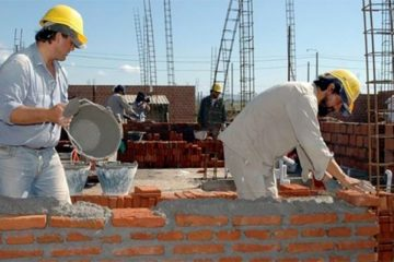 Procrear financiará materiales para la construcción