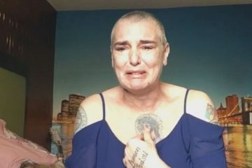 El impactante video en el que Sinead O'Connor dice estar al borde del suicidio