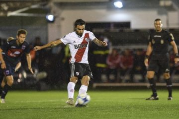 SuperLiga: River empató 1-1 con Tigre