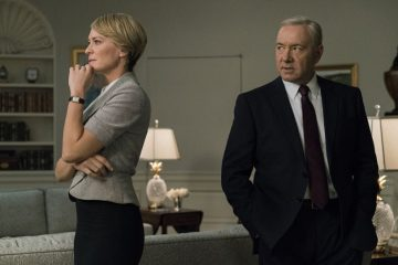 Así será la última temporada de House of Cards sin Kevin Spacey