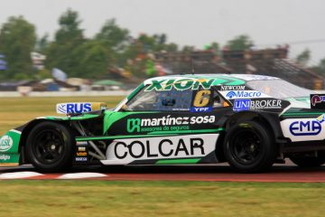 TC: Canapino se consagró campeón en un final memorable