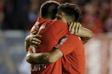 Independiente y Flamengo por la Final de la Copa Sudamericana