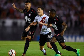 Copa Libertadores: River no pudo con Independiente