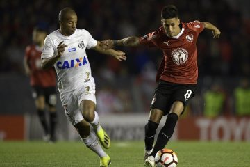 Copa Libertadores: Independiente empató como local ante Santos