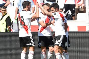 El River alternativo visita a Estudiantes