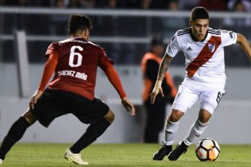 River e Independiente, a todo o nada