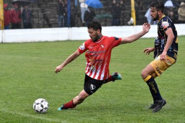 All Boys e Independiente igualaron 2-2 en la final de ida