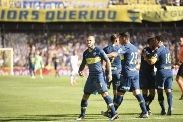 Superliga: Boca venció a Godoy Cruz