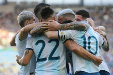 Eliminatorias: Argentina debuta sin Messi y de local contra Ecuador