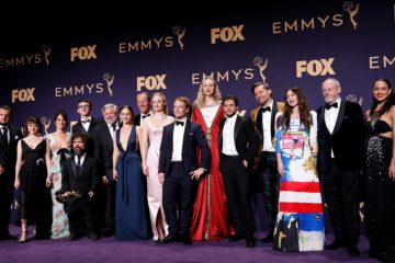 "Emmy :""Game of Thrones"" ganó 12 premios"