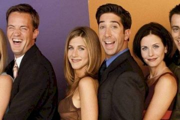 "HBO prepara el regreso de ""Friends"""