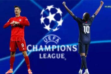 Bayern Münich y Paris Saint Germain juegan la final de la Champions League